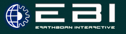 (EBI) Earthborn Interactive Logo