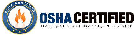 Occupational Safety and Health Administration (OSHA) Certified