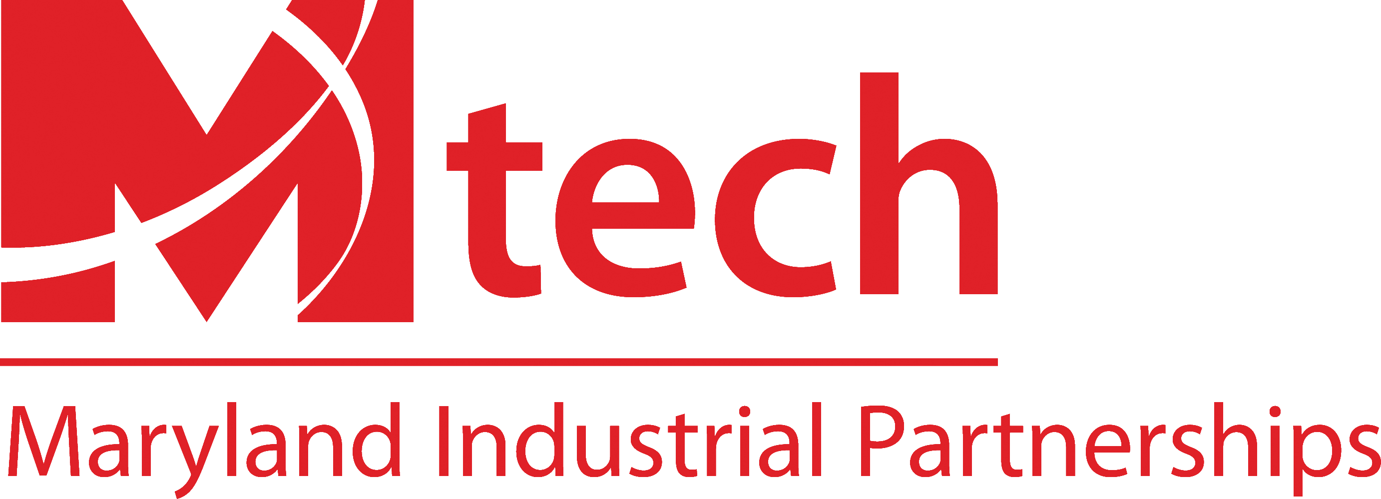 (Mtech) Maryland Industrial Partnershps Logo